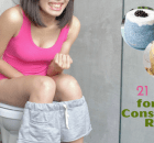 foods for constipation relief