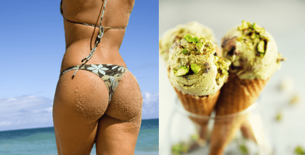 Foods for big butt